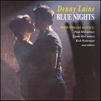 Denny Laine - Blue Nights