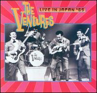 The Ventures - Live in Japan '65