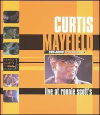 Curtis Mayfield - Live at Ronnie Scott's [DVD]