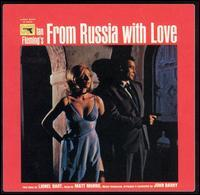 John Barry - From Russia with Love [Original Motion Picture Soundtrack]