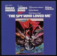 Marvin Hamlisch - The Spy Who Loved Me [Original Motion Picture Soundtrack]