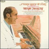 Henry Mancini - A Warm Shade of Ivory