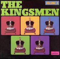 The Kingsmen - The Kingsmen, Vol. 3