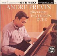 Andre Previn - Andre Previn Plays Vernon Duke