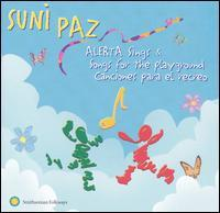 Suni Paz - ALERTA Sings Children's Songs In Spanish And English