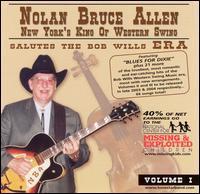 Nolan Bruce Allen - Salutes the Bob Wills Era