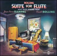 Rampal, Jean-Pierre/Bolling, Claude - Claude Bolling: Suite for Flute and Jazz Piano Trio