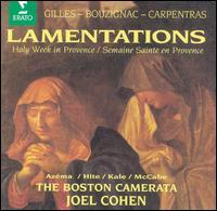 Joel Cohen - Lamentations: Holy Week in Provence