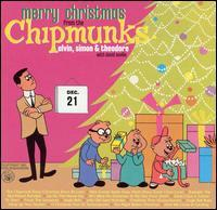The Chipmunks - Merry Christmas from the Chipmunks