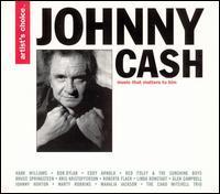 Johnny Cash - Artist's Choice: Johnny Cash