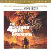 Andre Previn - The 4 Horsemen of the Apocalypse [Original Motion Picture Soundtrack]
