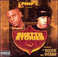 Lil' Boosie - Ghetto Stories