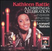 Kathleen Battle - A Christmas Celebration