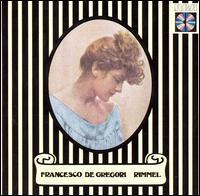 Francesco de Gregori - Rimmel