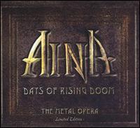 Aina - Days of Rising Doom: The Metal Opera [Limited Edition Bonus DVD]