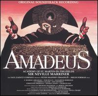 Original Soundtrack - Amadeus (Neville Mariner)