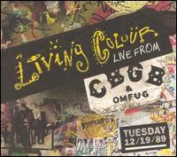 Living Colour - Live From CBGB's Tuesday 12/19/89