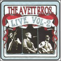 The Avett Brothers - Live, Vol. 2