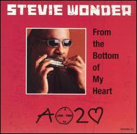 Stevie Wonder - From the Bottom of My Heart [US 2 Track]