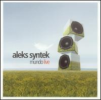 Aleks Syntek - Mundo Live