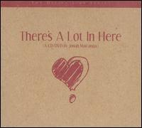 Jonah Sonz Matranga - There's a Lot in Here [CD & DVD]