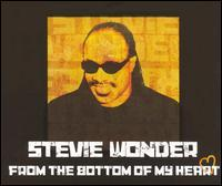Stevie Wonder - From the Bottom of My Heart [US 3 Track]