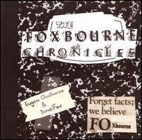 Eugene Chadbourne/Dave Fox - The Foxbourne Chronicles