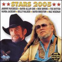 Johnny Paycheck/David Allan Coe/Red Sovine - Stars 2005