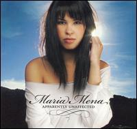 Maria Mena - Apparently Unaffected