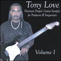Tony Love - Platinum Pimpin' Guitar Samples