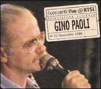 Gino Paoli - Live at Rtsi