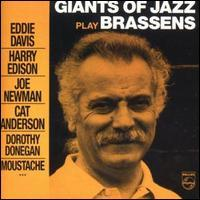 Various Artists - Giants of Jazz Play Brassens