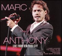 Marc Anthony - Live from New York City