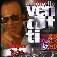 Antonello Venditti - Campus Live
