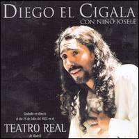Diego el Cigala & Niño Josele - Teatro Real