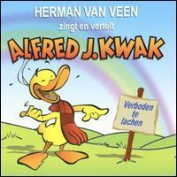 Herman Van Veen - Alfred J. Kwak - Verboden Te Lachen