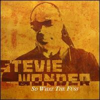 Stevie Wonder - So What the Fuss, Pt. 2 [Germany CD]