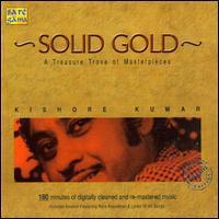 Kishore Kumar - Solid Gold: A Treasure Trove of Masterpieces