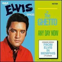 Elvis Presley - In the Ghetto [CD Single]