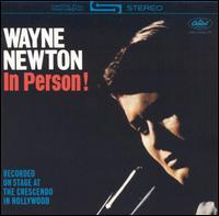 Wayne Newton - Wayne Newton in Person!
