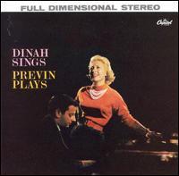 Dinah Shore - Dinah Sings, Previn Plays