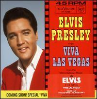Elvis Presley - Viva Las Vegas [CD Single]