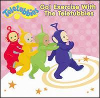 The Teletubbies - Go! Exercise with the Teletubbies [Read-Along]