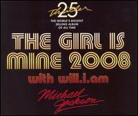 Michael Jackson - Girl Is Mine: 2008 with Will.I. Am