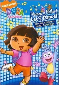 Various Artists - Vamos a Bailar - Let's Dance!: Dora the Explorer's Music Collection