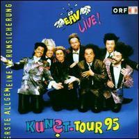 Erste Allgemeine Verunsicherung - Live: Kunst Tour 95