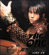 Jay Chou - The One: Live [2 CD/DVD]