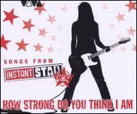 Alexz Johnson - How Strong Do You Think I Am