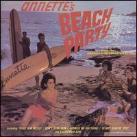 Annette & the Afterbeats - Annette's Beach Party