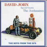 David John & the Comstock Cowboys/The Jordanaires - The Boys from the 50's